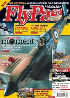 Flypast cover
