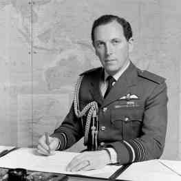 Air Marshal PDG Terry, Vice Chief of the Air Staff, 9 May 1977.