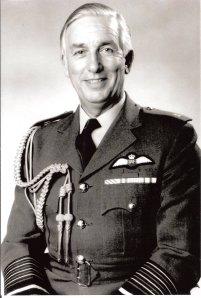 Williamson MRAF Sir Keith copy portrit