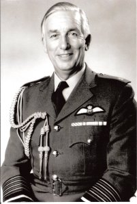 Williamson MRAF Sir Keith copy portrit