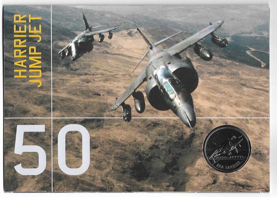 Harrier RM 1